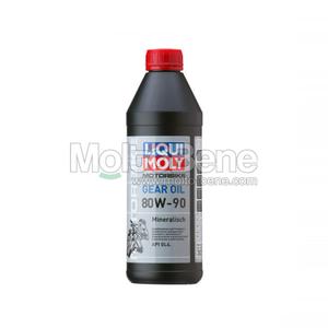 Liqui Moly Motorolie 80W-90 GL4 1L Motor Gear Box oil Liqui Moly Getriebeöl Liqui Moly Huile moteur