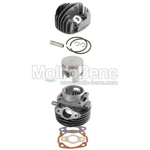 Cilinder en zuigerset Piaggio Ape 50 100cc 55mm Cylinder kit Zylindersatz Kit cylindre 828679